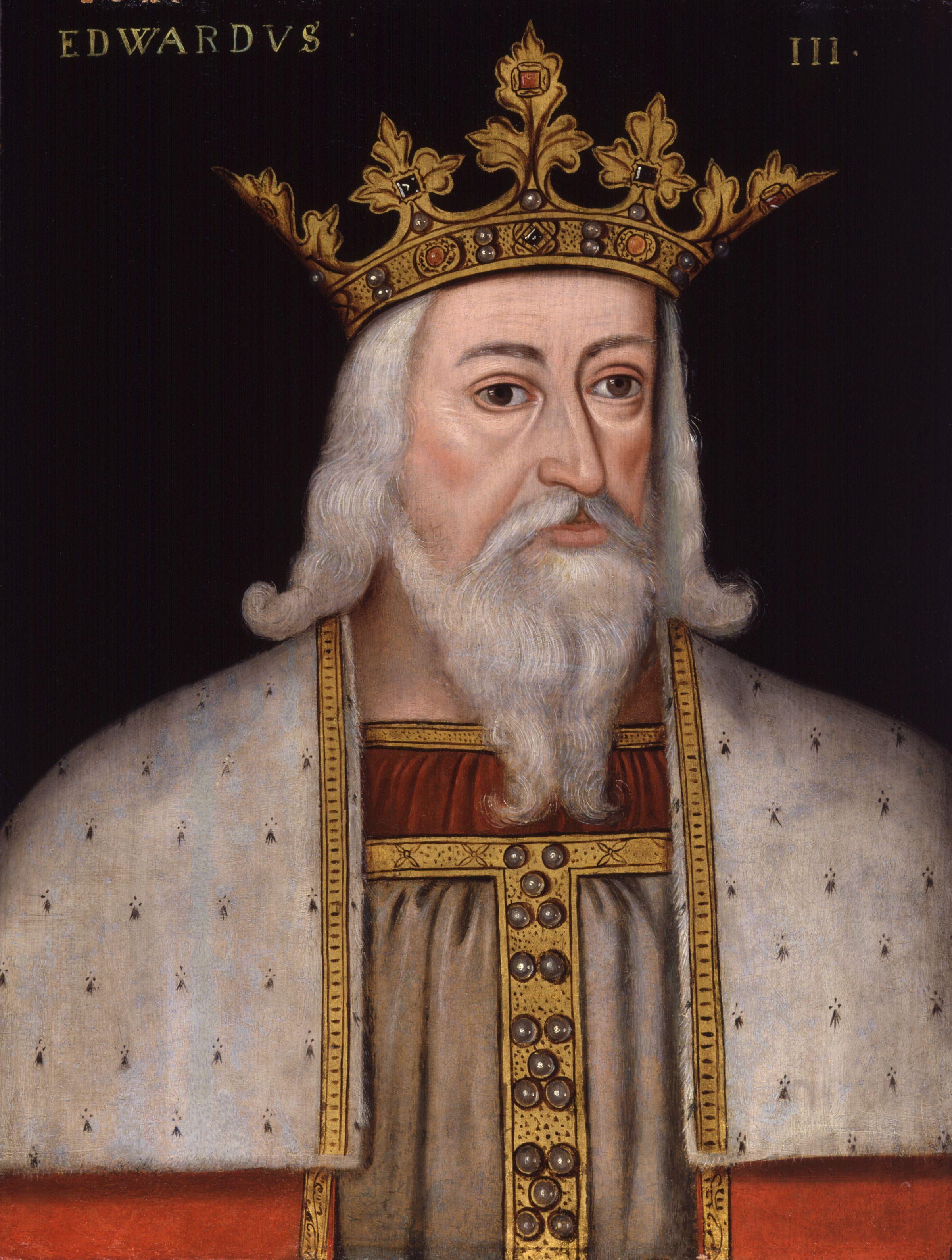 El accidentado acceso al trono del rey Eduardo III de